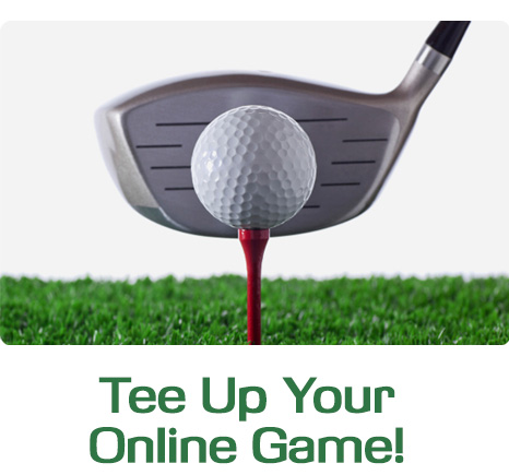 Tee Up Your Online Game
